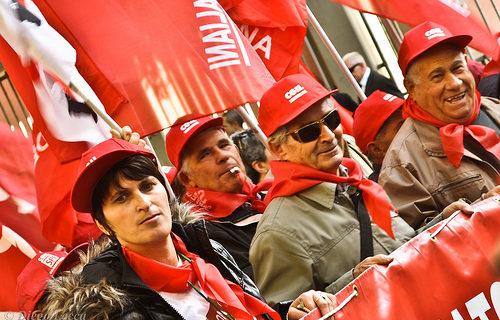CGIL: Sospeso sciopero 8/3/2013