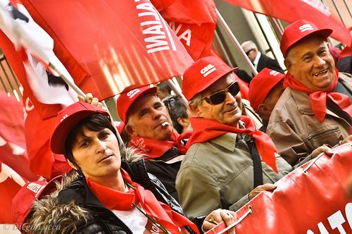 Cgil Sardegna: 30 lavoratori prossimi alla Cig