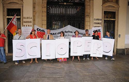 Bcc Trentino: Lunedì si sciopera davvero!