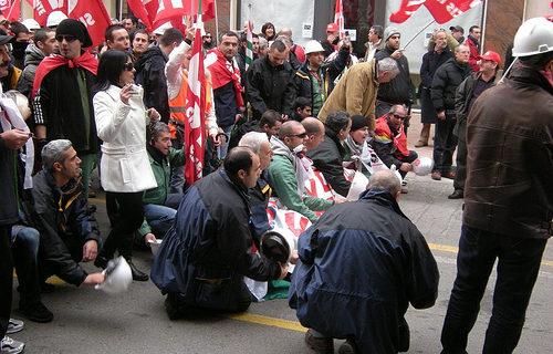 Campania: Sciopero Generale 15 novembre 2013
