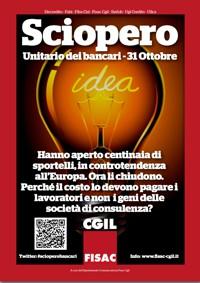 10 - Clicca qui per scaricare la Locandina: Chiusura Sportelli