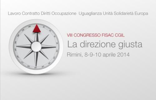 VIII Congresso Nazionale Fisac Cgil