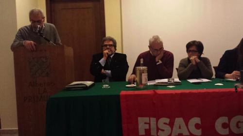 VIII Congresso Fisac Cgil Basilicata