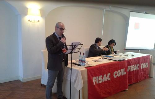 VIII Congresso Fisac Cgil Calabria