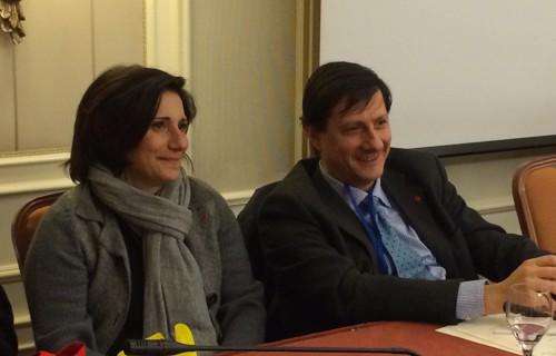 Susy Esposito Segretaria Generale Fisac Campania