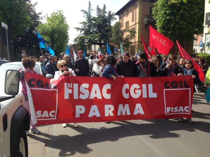 Banca Monte Parma – Gente in Corriera: 2 Maggio è sciopero
