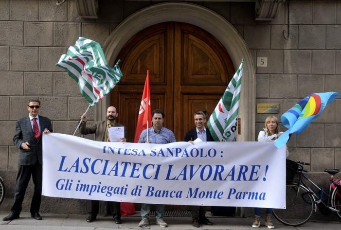 Banca Monte Parma: E' sciopero