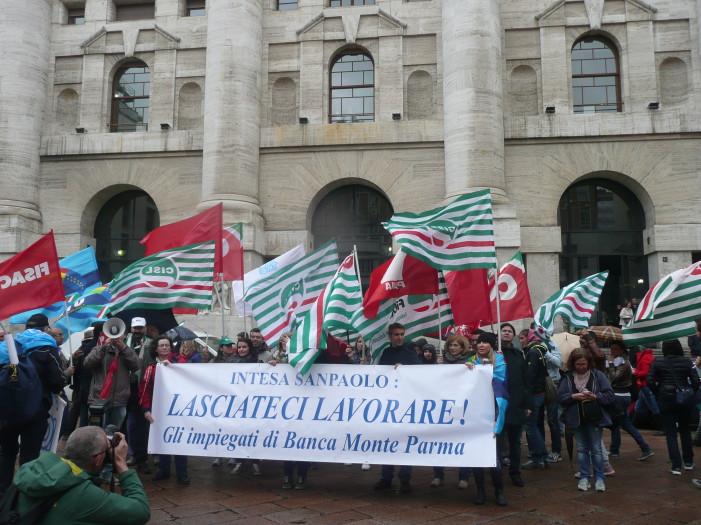 Banca Monte Parma – Comunicato incontro 7 maggio