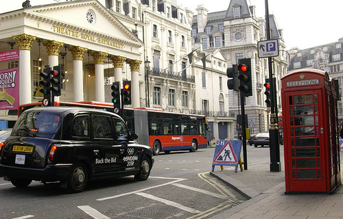 Santander: Cae Londra