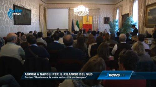 Agcom Napoli: più del 90% dei lavoratori hanno scioperato