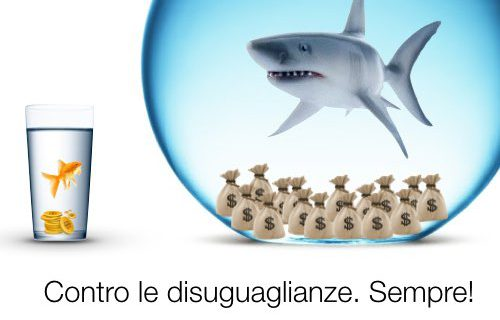 Puglia: i lavoratori di Intesa Sanpaolo, volantino alla clientela