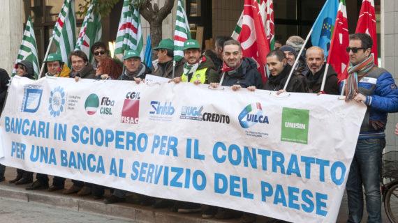 BCC ER – Sciopero Nazionale 2 Marzo manifestazione a Faenza