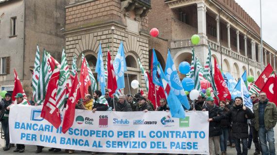 BCC Emilia Romagna – Grande successo dello sciopero