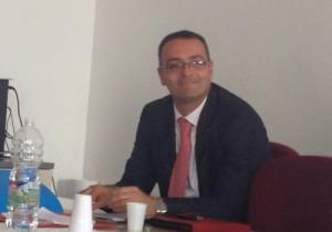 Il segretario Stefano Caccia.