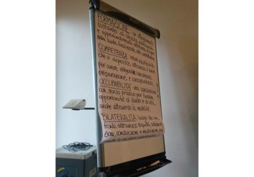 A Firenze il corso Alfabetizzazione FBA