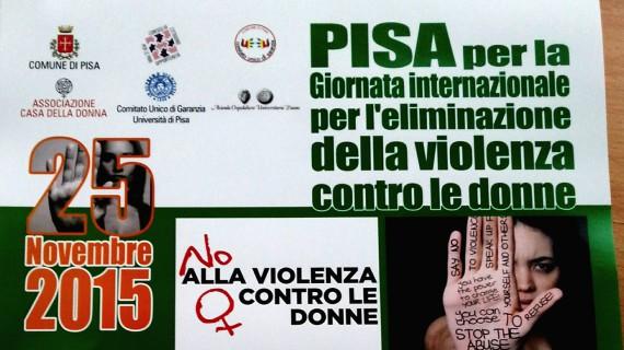 Giornata Internazionale contro la violenza Donne
