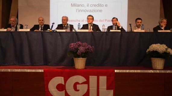 Milano: Credito e finanza per l'innovazione, la crescita e l'occupazione