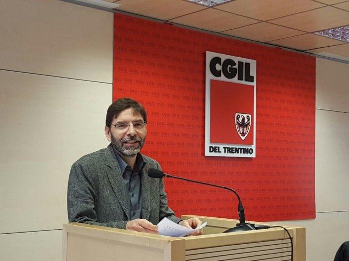 Stefano Guolo nuovo Segretario Generale di Fisac Trentino