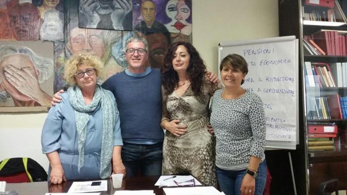 Fisac Cgil Roma Sud Pomezia Castelli –  Eletto il nuovo Segretario Generale Antonio Maiorano