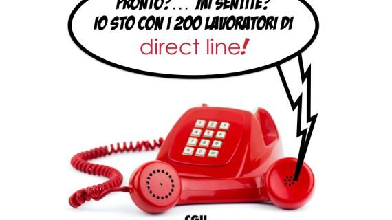 Direct Line: terza settimana di sciopero