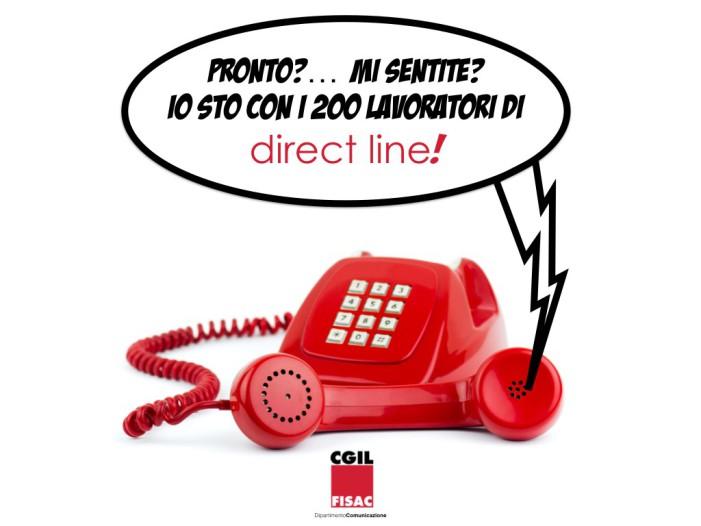 Trieste: 200 esuberi di Direct Line