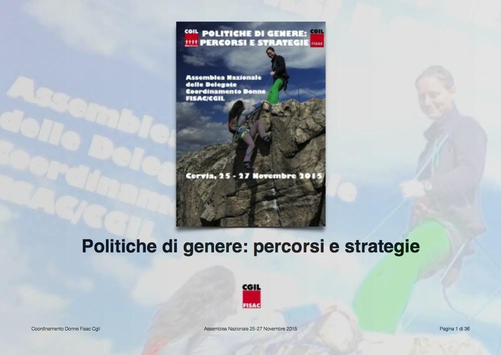 ebook politiche genere