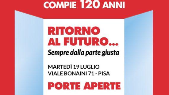 Camera del Lavoro di Pisa: 120 anni dalla nascita