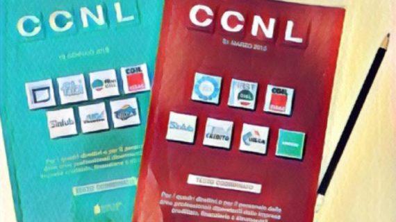 Ccnl Abi raffronto articolato 2012 -2015