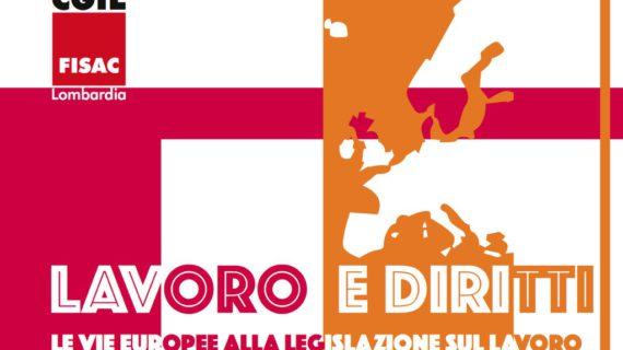 Lombardia: Lavoro e Diritti, le video interviste