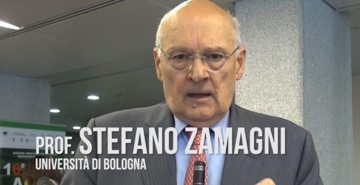 """Zamagni: """"L'economia civile è la sfida per il futuro"""""""
