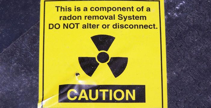 Rls: il gas radon