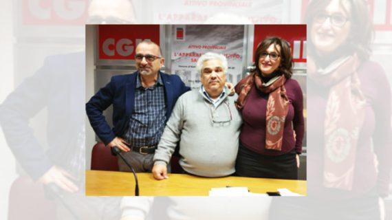 Salerno: eletta la nuova segreteria CGIL