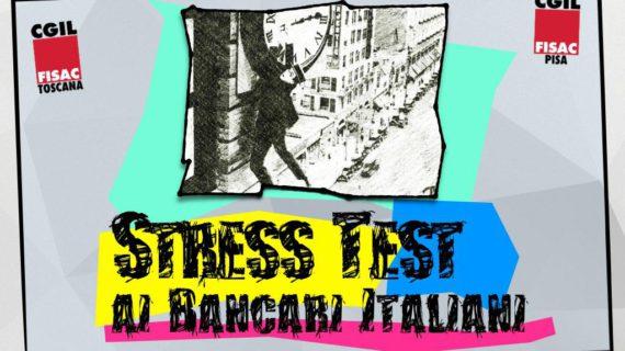 Pressioni Commerciali e Stress Lavoro Correlato : la Fisac Pisa  a Imperia