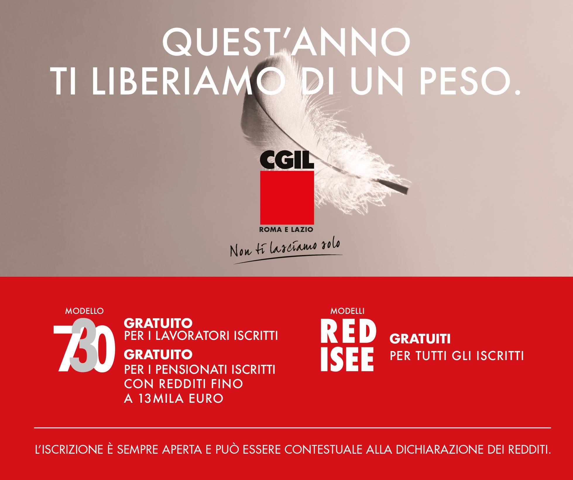 Lazio campagna 730 anno 2017 fisac portale nazionale for Scadenza modello 730 anno 2017