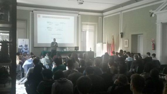 Livorno: la Fisac… a scuola di legalità