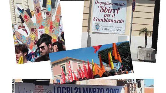 Fisac-Cgil Calabria: marcia contro tutte le mafie