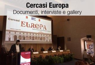 Cercasi Europa – Foto Gallery, interviste e documentazione