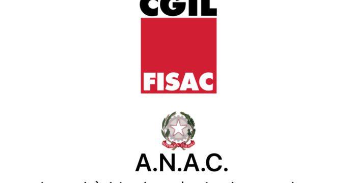 ANAC: insediamento del nuovo Collegio