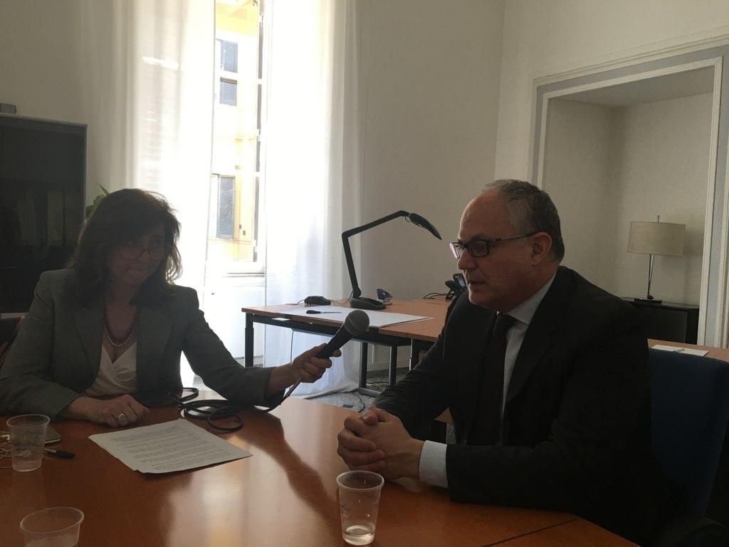 Veneto Banca, la Fisac incontra Gualtieri e Baretta