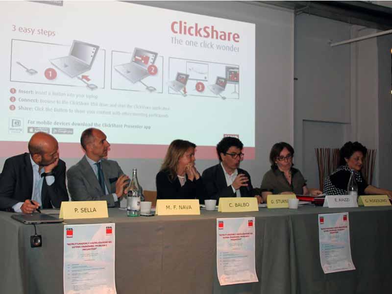 Gruppo Intesa Sanpaolo: il convegno Fisac a Torino