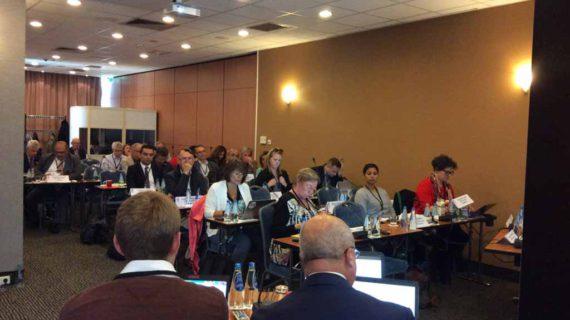 Report dello steering group UEF a Varsavia
