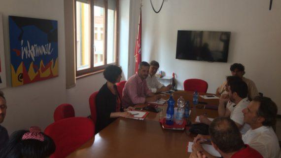 A Firenze incontro tra delegati Fisac ex-Banca Etruria, segreteria nazionale e il coordinatore del Gruppo Ubi