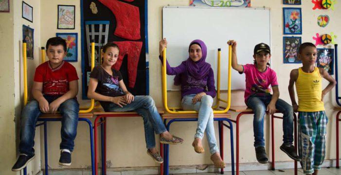 La Fisac Toscana insieme ad Arci  per i diritti dei bambini in Libano