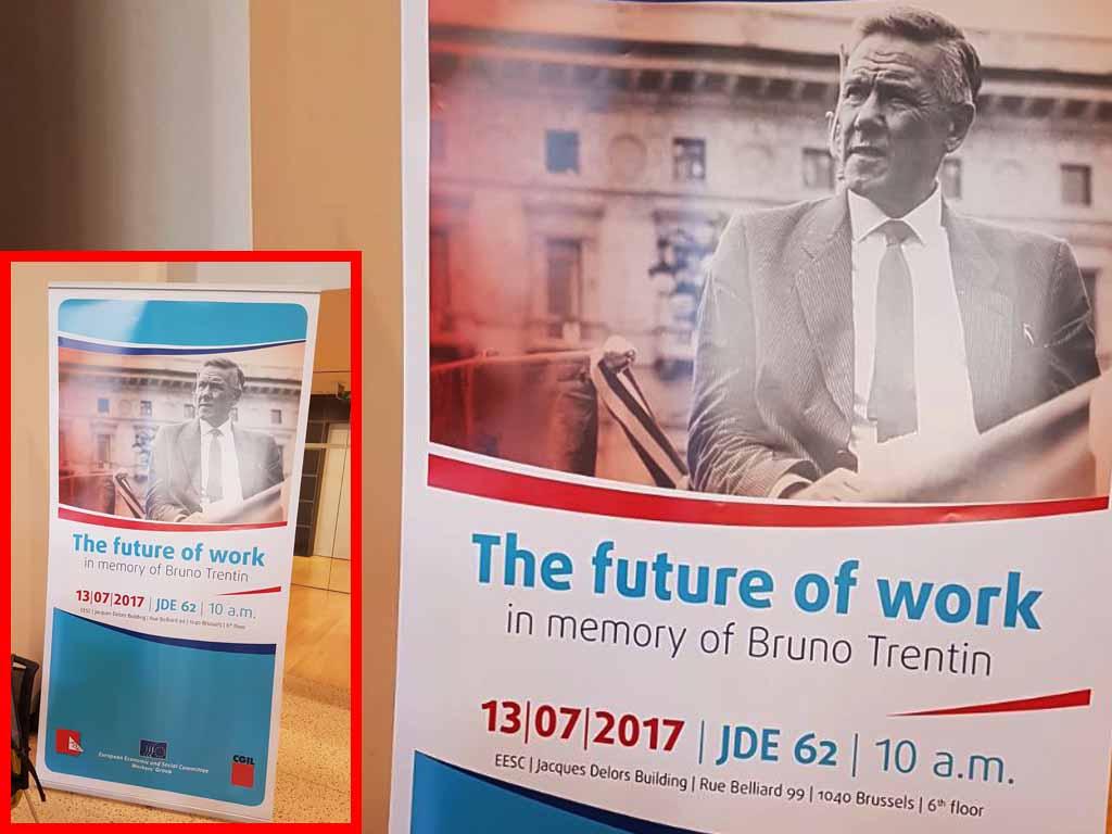 L'Europa ricorda Bruno Trentin nel decennale della sua scomparsa
