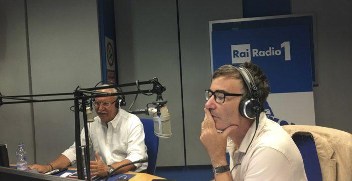 Agostino Megale a Radio Anch'io: la questione salariale