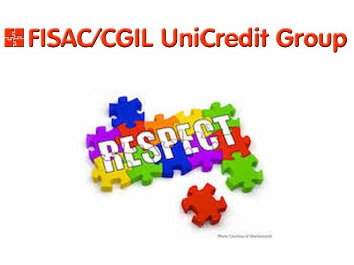 Lazio – Unicredit – Filiale operativa corporate……non ci siamo
