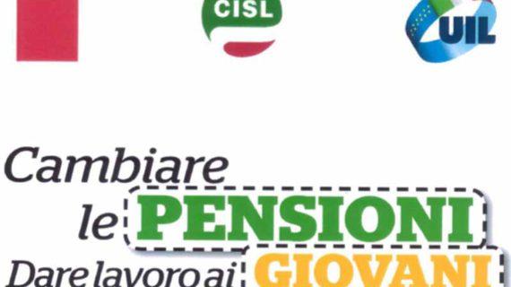 Cambiare le pensioni, dare lavoro ai giovani