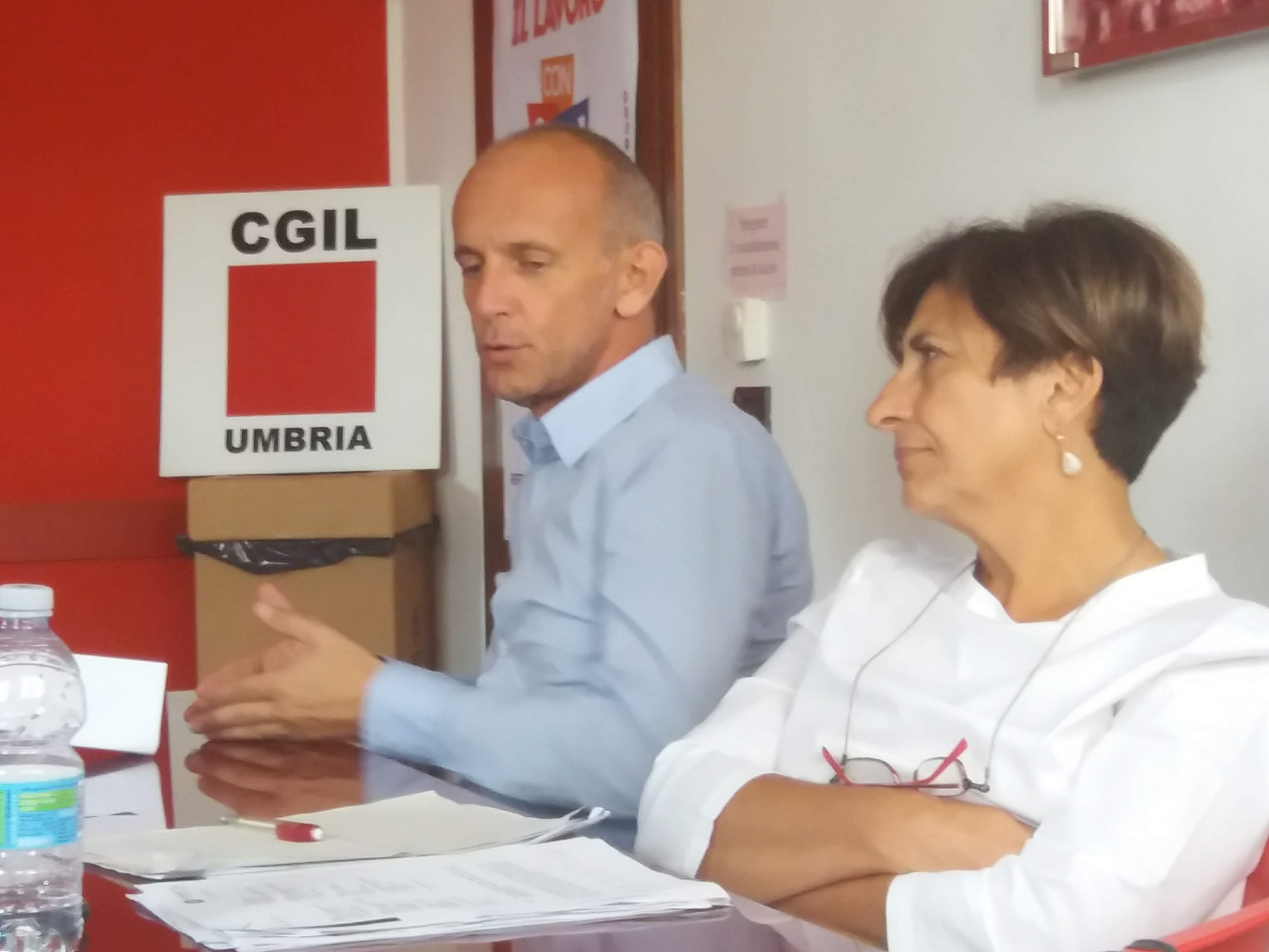 6 ottobre – Comitato Direttivo Regionale della Fisac CGIL Umbria