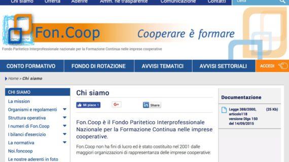"""A Tutti I Colleghi Delle Bcc Della Toscana: """"Formazione Fon.Coop Mifid Ii"""""""