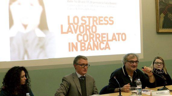 Milano: Lo Stress Lavoro Correlato In Banca – Foto Gallery